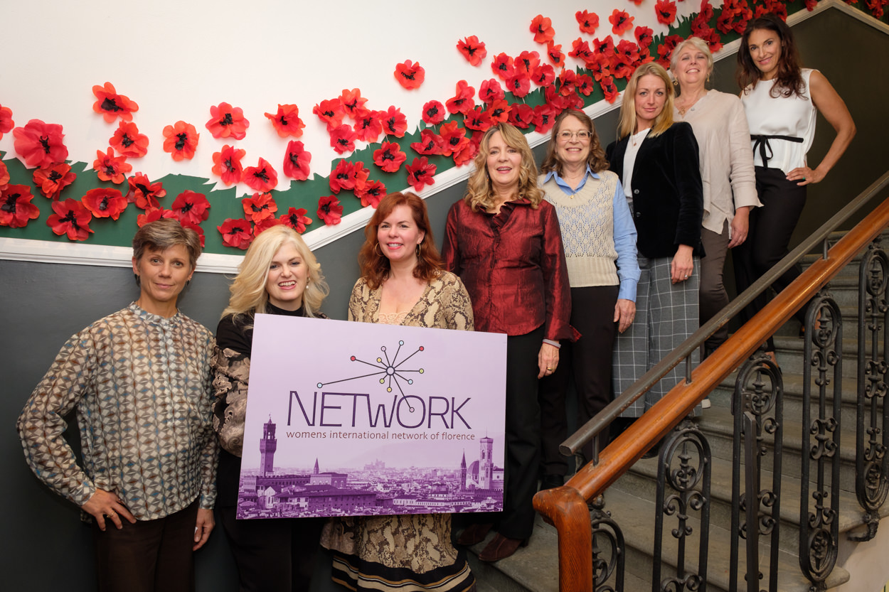 Women's International Network of Florence :: the 2019-2020 Board
