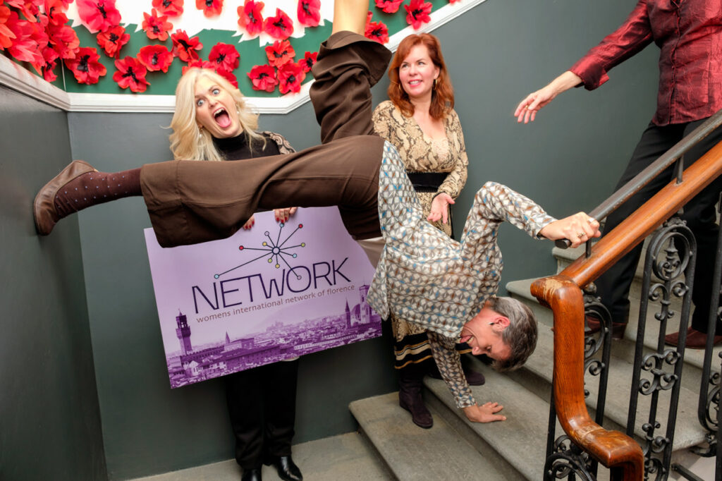 Women's International Network of Florence :: Fun, Silly, Creative & Formative