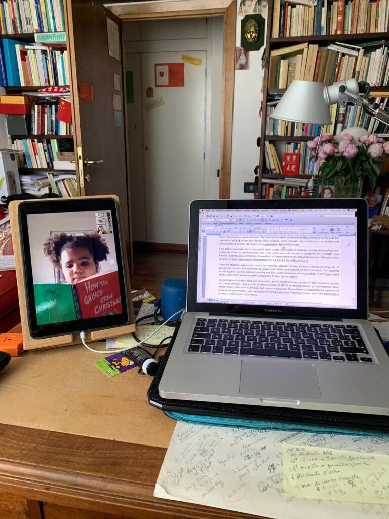 Giulia Scarpa Coronavirus Journal :: Women's Internation