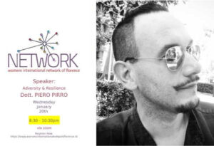 Womens International Network January Speaker :: Dr. Piero Pirro