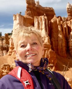 Rita Kungel At Bryce Canyon National Park for Womens International Network of Florence